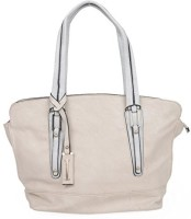 Adisa B1120 Hand-Held Bag Cream