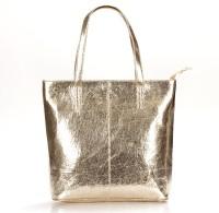 Style Walk Elegant And Stylish Shoulder Bag (SWB 8_Gold)