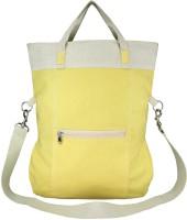 Yolo Rusha Hand-held Bag (Light Yellow)