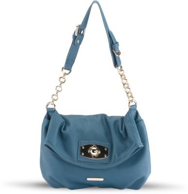 Cerutti Massimo Cerutti - Italy Mia Shoulder Bag (Blue)