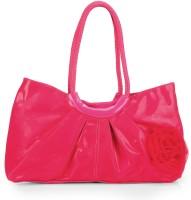Frosty Fashion Stylish & Sleek FF0100226 Hand-held Bag Pink