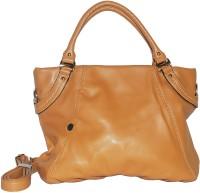 Fashion Lounge Plain Pattern Hand-held Bag (Camel01)