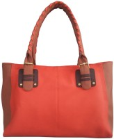 Toteteca Bag Works Neoclassic Hand-held Bag (Orange)