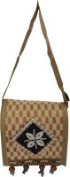 X-WELL Sling Bag Khaki, Creamy