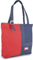 Murcia Hand-held Bag Red And Blue