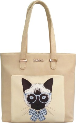 Toteteca Bag Works Hand-held Bag Beige