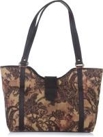 Alessia74 Hand-held Bag Dk Brown