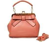 Brown & Bow 666O Hand-held Bag (Orange)