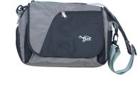 Y Fore CR201 G Messenger Bag (Grey, Black)