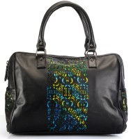 Phive Rivers Genuine Leather - CHIVES_PR841 Hand-held Bag Black