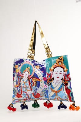 The House of Tara Funky 051 Tote Vibrant Blue