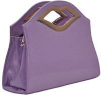 Hawai Lip Like Medium Sized Bag Hand-held Bag (Purple-01)