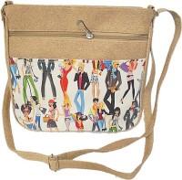 Ellye Sling Bag KHAKI-5006