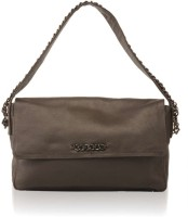 Vakaro Dark Allure Hand Bag Brown