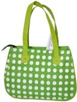 Earthen Me BBJ059 Hand-held Bag (Green)
