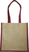 Trizea Jute Shoulder Bag (Beige-01)