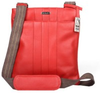 Kara Hand-held Bag - Red