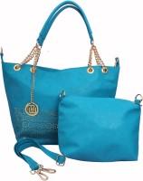 Meow Wings Shoulder Bag Blue (Bag In Bag)