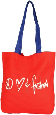 Buy Be for Bag Peace Love Fashion Tote: Hand Messenger Bag