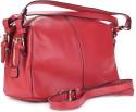 Giordano Shoulder Bag - Red