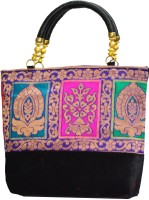 JG Shoppe Ethnic M12 Hand-held Bag - Multicolor-761