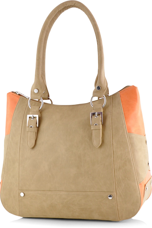 Creative  Leather For Women Handheld Bag Brown  Price In India  Flipkartcom