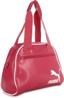 Puma Spirit Handbag Hand-held Bag Virtual Pink, White