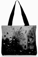 Active Elements Eye-Catching Both Side Printed For Daily Casual Use. D. No. -19309 Shoulder Bag Black-01