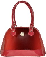 Bueva Exclusive Double Tone (Mr2t) Hand-held Bag (Maroon - Mr2t)