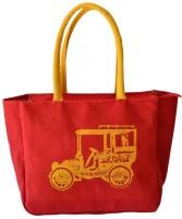 Earthen Me BBJ131 Hand-held Bag (Red)