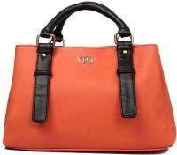 Bagsy Malone Tenor Handle Hand-held Bag (Orange)