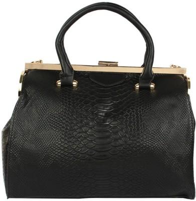 Kion Style Hand-Held Bag Black