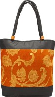 My Floral Tote Orange - HMBE9JZHMNZFCWZS