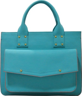 Edge Toteteca Edge Colored Hand Bag (Blue)
