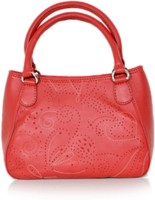 La Roma 1104RD Hand-held Bag - Red