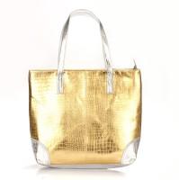Style Walk Elegant And Stylish Shoulder Bag (SWB 3_Gold)