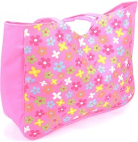 Ethnics Hand-held Bag Pink