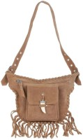 Famous By Payal Kapoor Hand-held Bag BROWN