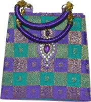 Freddys Ethnic Work Hand-held Bag Multicolor