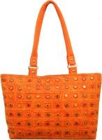 Shilpkart Hand-held Bag Orange