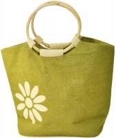 Earthen Me BBJ061 Hand-held Bag (Green)