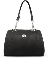 RRTC Trendy And Elegant Hand-held Bag (Black)
