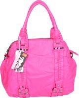 Gouri Soft Pu Handbag Hand-Held Bag Pink12