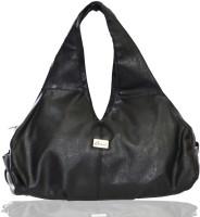 JG Shoppe Gleam & Glint Hand-held Bag - Black-980