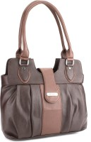 Murcia Shoulder Bag Dark Brown - Light Brown