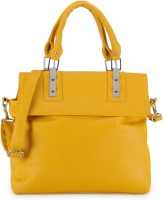 RRTC Stylish And Sleek Hand-held Bag Yellow