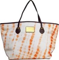 Princesse K TDTB05 Hand-held Bag (Orange, White 05)