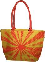 Snigdha Sun Ray Shoulder Bag - Yellow Red 12