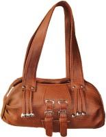 Atorakushon Elegant Ladies Designer Shoulder Bag Brown - 9135