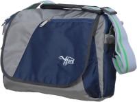 Y Fore CR201 G Messenger Bag (Blue, Grey)